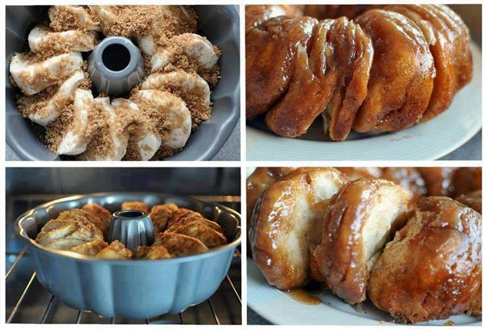 Biscuit CINNAMON Roll ~ good recipes