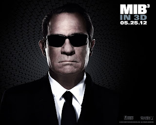 Men in Black 3 Movie Tommy Lee Jones HD Wallpaper