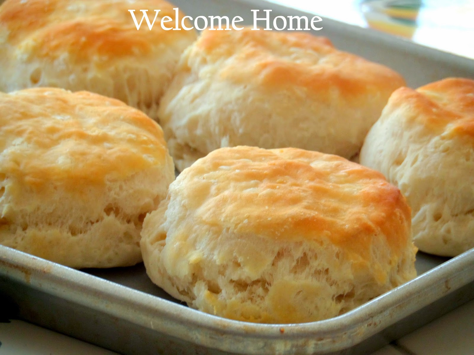 Buttermilk Biscuits Recipe — Dishmaps
