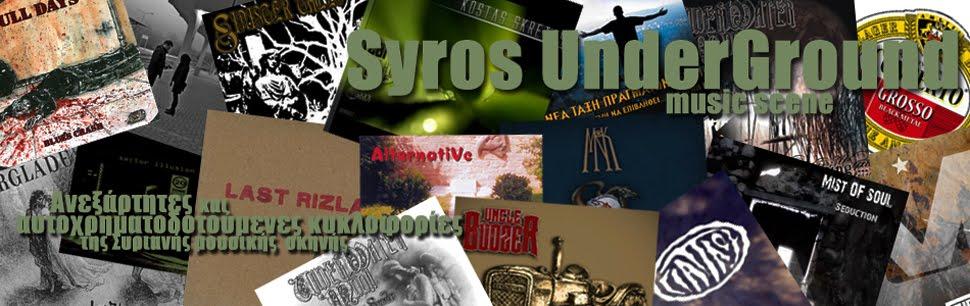 Syros UnderGround