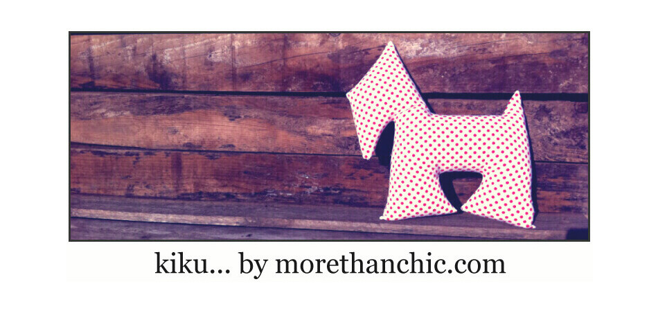 kiku... by morethanchic.com