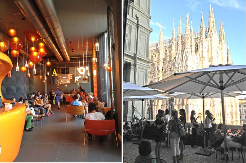 Milano Spunti e Appunti: Terrazza Aperol