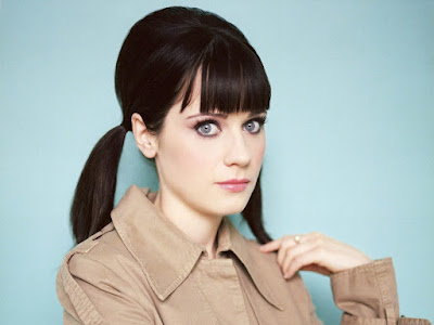 Zooey Deschanel Beautiful Wallpaper