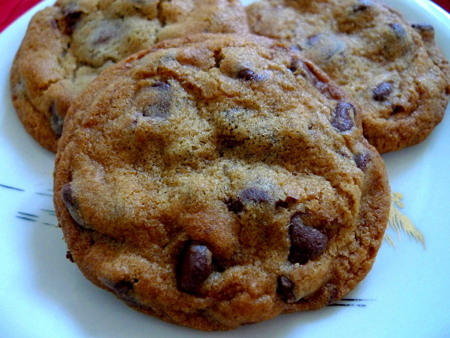 SWEET AS SUGAR COOKIES: King Arthur Flour Chocolate Chip ...