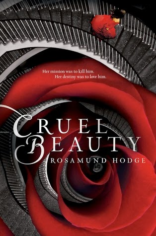 Review: Cruel Beauty by Rosamund Hodge (Cruel Beauty Universe)