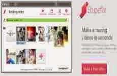 Stupeflix: para crear videos en pocos minutos usando nuestras propias fotos y clips