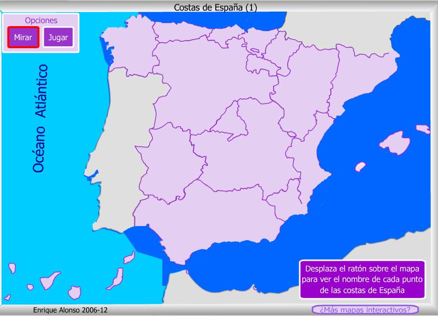 Costas de España