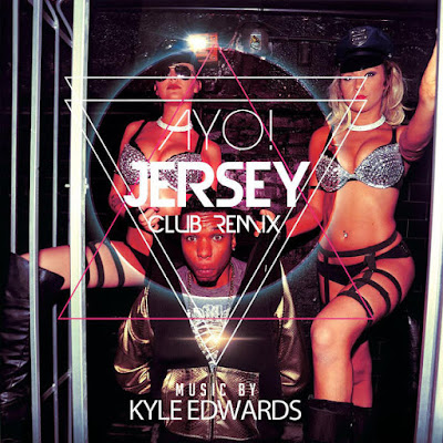 Kyle Edwards - Ayo (Jersey Club) [feat. DJ Bake] - Single Cover