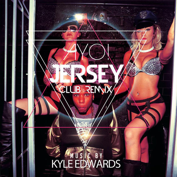 Kyle Edwards - Ayo (Jersey Club) [feat. DJ Bake] - Single Cover