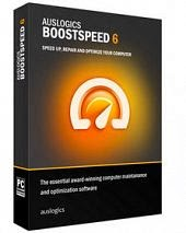 auslogics boostspeed v6.5 free download