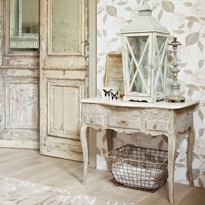 All things that make a house a home friday 39 s favorite flea market find - Shabby chic interiors ...