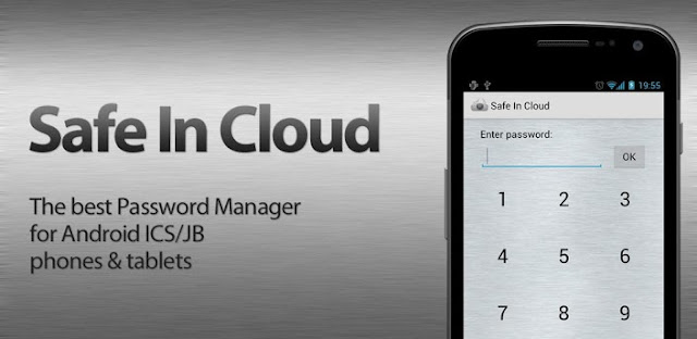 Safe In Cloud Password Manager v2.8 Apk App