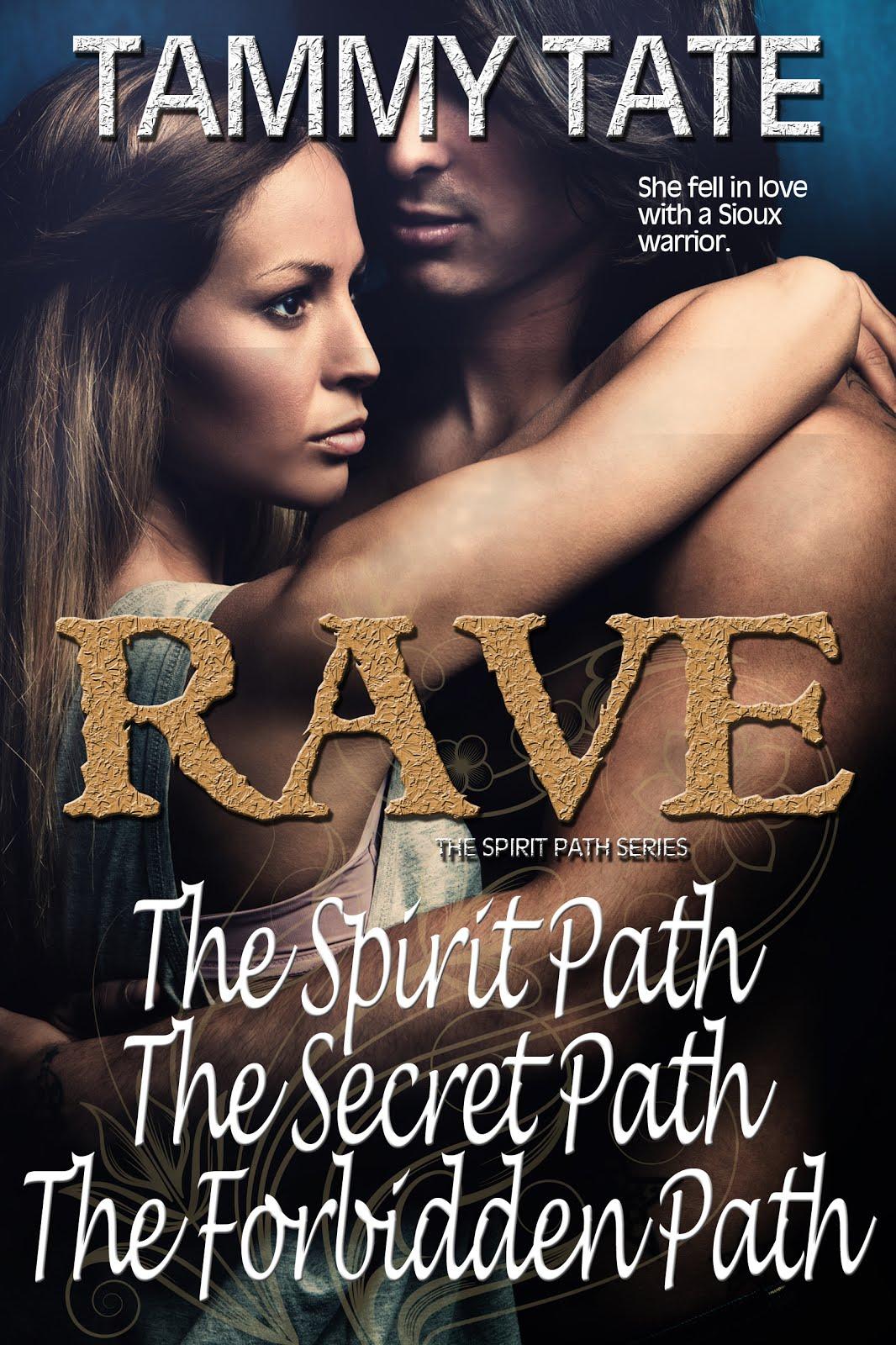 RAVE (The complete Spirit Path series)