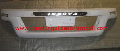 Bumper Grand Innova Euro+Lampu Poxy