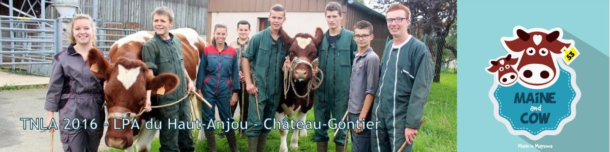 TNLA 2016 - LPA du Haut Anjou
