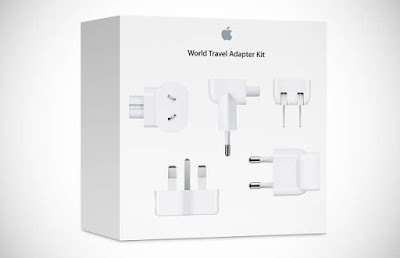 Apple announced a voluntary recall for International AC Adapters.