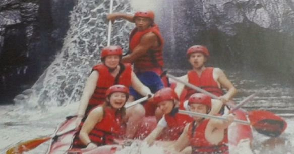 Balinese Ayung River Rafting Experience Adventure - Bali Adventure, Activities, Holidays, Attractions