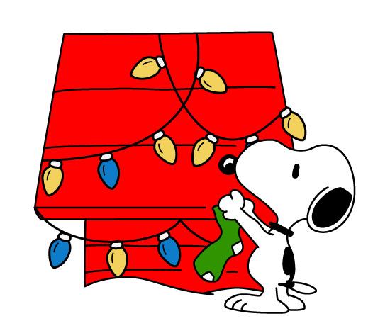 cartoons snoopy christmas