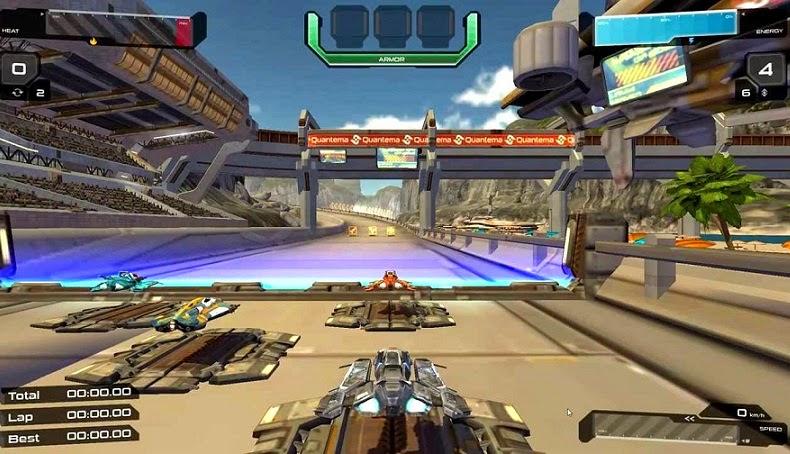 Game Quantum Rush