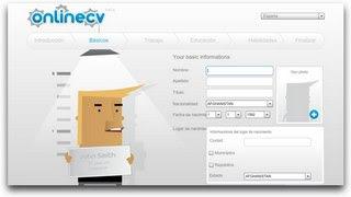 Online-CV-Generator
