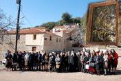 Η Ενορία μας στο Μοναστήρι του Ομπλού (φωτογραφίες)