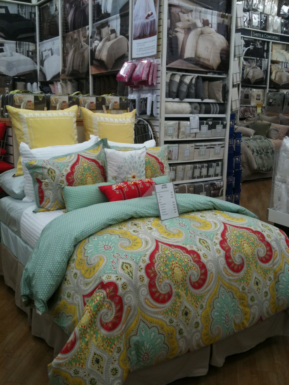 jewel bed set p medallion inspired paisley multi by comforter echo design bedding guinevere