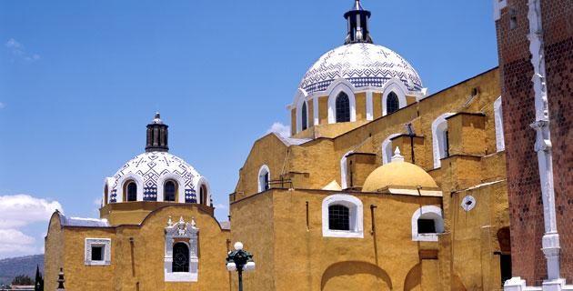 Visita la Ciudad de Tlaxcala