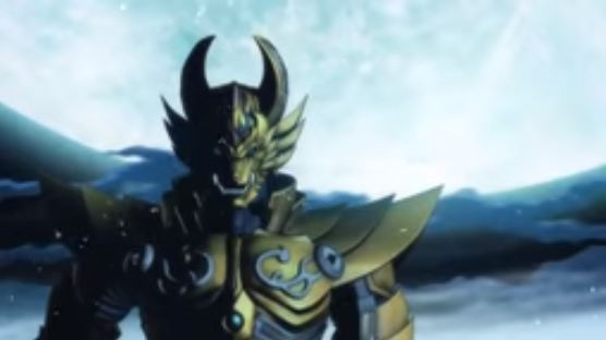 Teaser Baru Dan Desain Karakter 'Garo - Guren no Tsuki-' Diperlihatkan