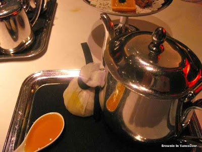 Gary Danko Peppermint Tea