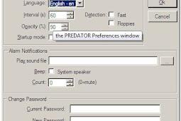 Predator - Mengunci komputer dengan flashdisk