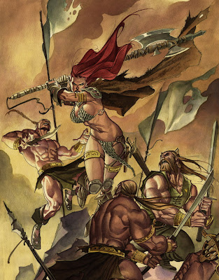 Red Sonja (Marvel Comics) Character Review - 3