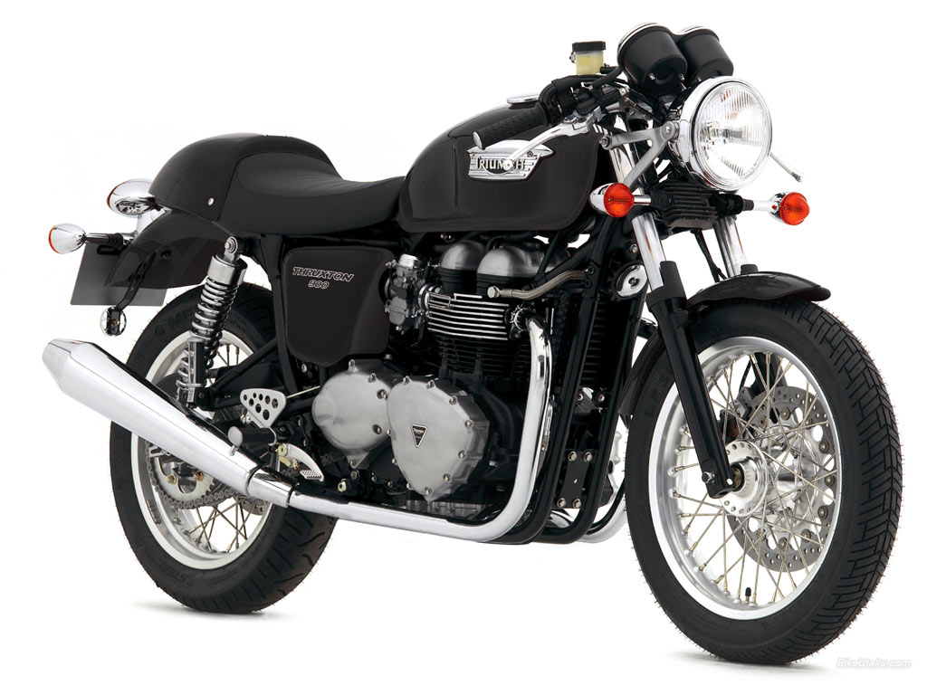 Triumph Motorcycle Design And