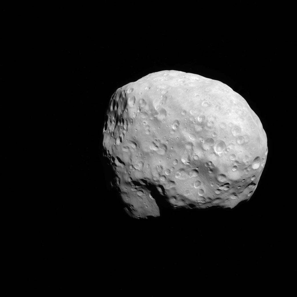 Prometeo, luna de Saturno