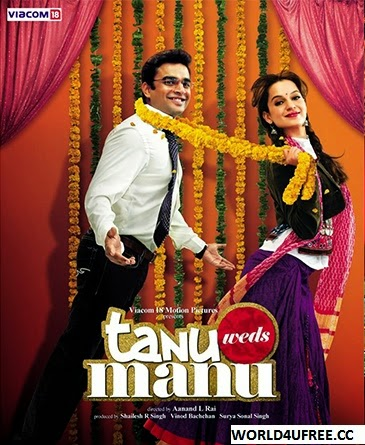 Tanu Weds Manu Returns 2015 Hindi pDVDRip 700mb XVID (Audio Cleaned)