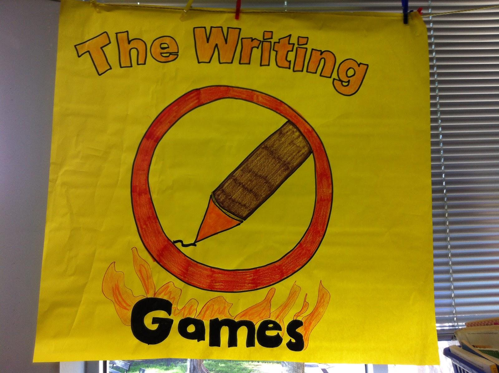 fun writing games