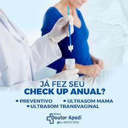 Toda mulher precisa fazer seu check up 1 vez por ano. corrimento Alteração menstrual..