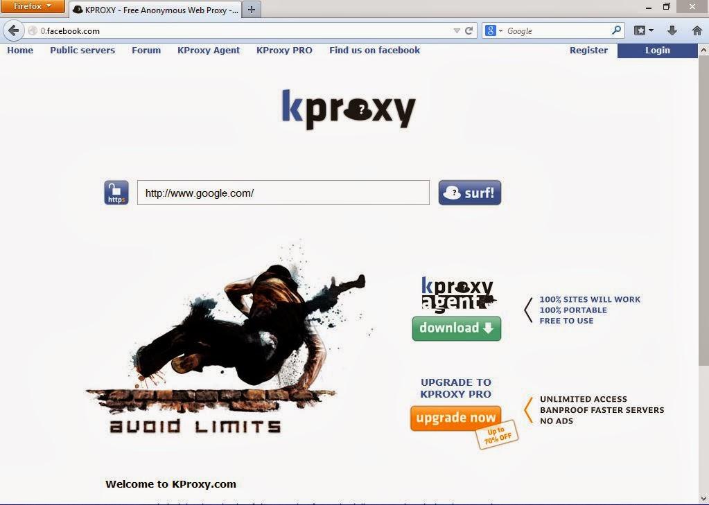 طريقة دخول انترنت موبيليس مجانا بإستخدام بروكسي