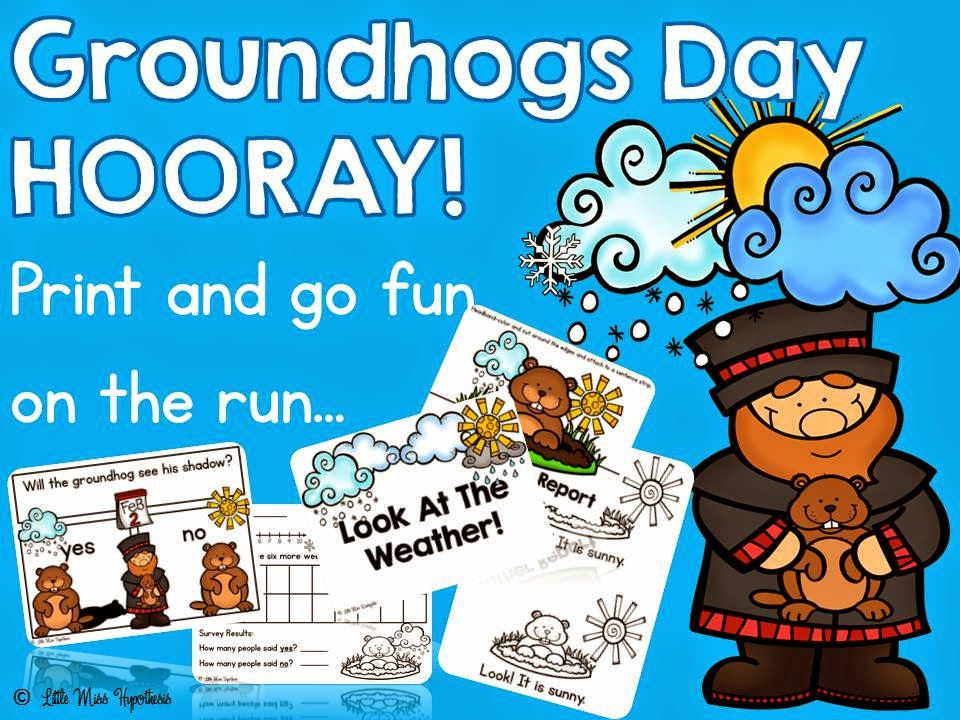 https://www.teacherspayteachers.com/Product/Groundhogs-Day-HOORAY-1659260