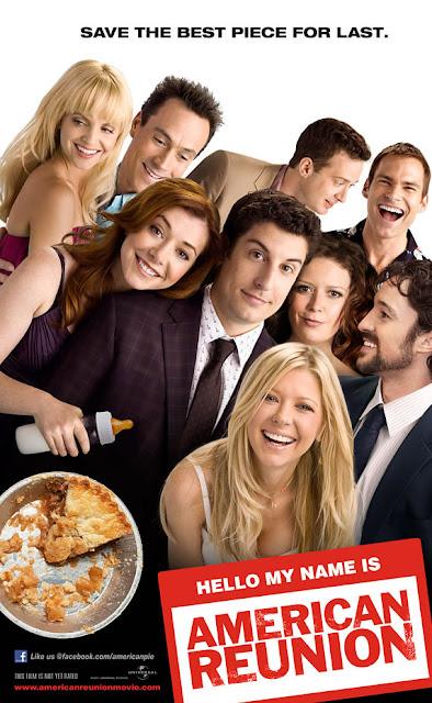 """Los chicos de American Pie vuelven este 2012 con """"American Reunion"""""""