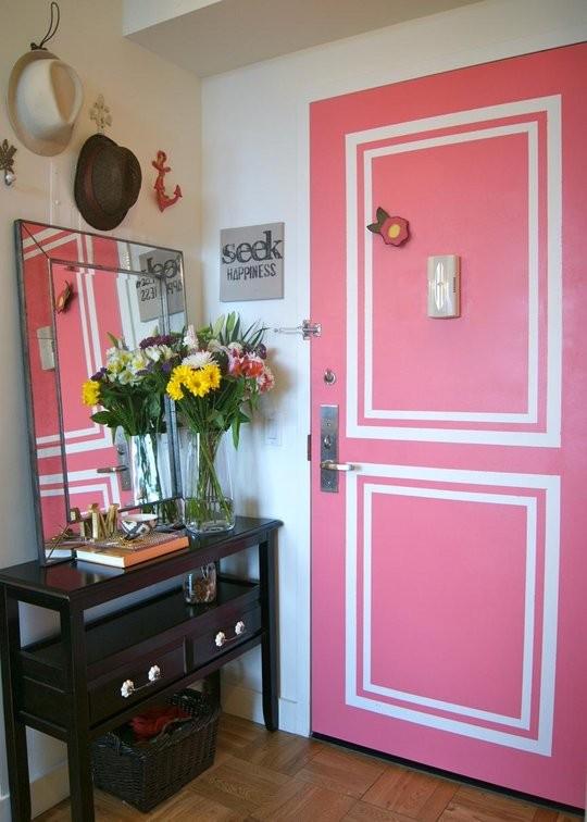 Heather Fulkerson Interiors Atlanta Interior Designer Diy Door Designs
