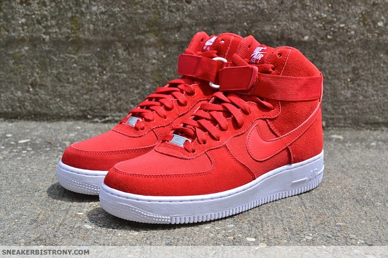 nike air force red gym