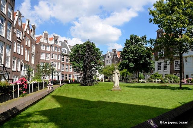 Amsterdam - le Béguinage