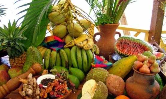Fruit Vegetables List List of Fruits And Veggies