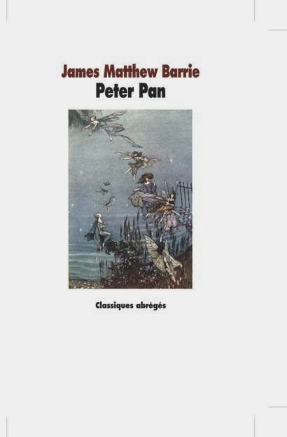 Peter Pan de J.M. Barrie