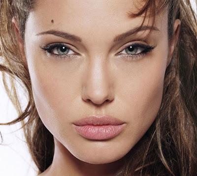 makeup, maquilhagem, delineado, angelina jolie