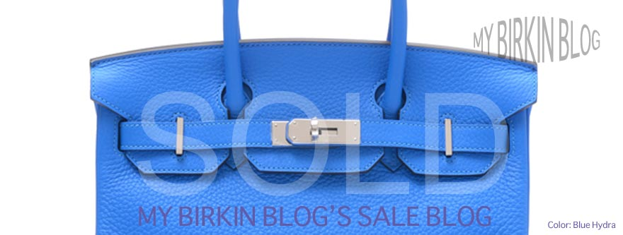 HERMES BIRKIN BAGS FOR SALE