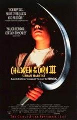 Los chicos del maíz III: La cosecha urbana (1995) - Latino