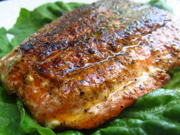 The Best Ever Blackened Salmon Recipe