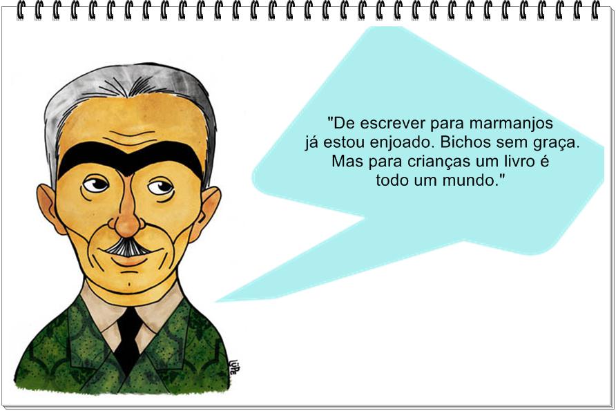 Recanto Poético Autores Brasileiros Monteiro Lobato