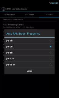 RAM Control eXtreme Pro v1.11